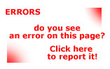 Report Errors and we will fix them so that the library gets better all the time!